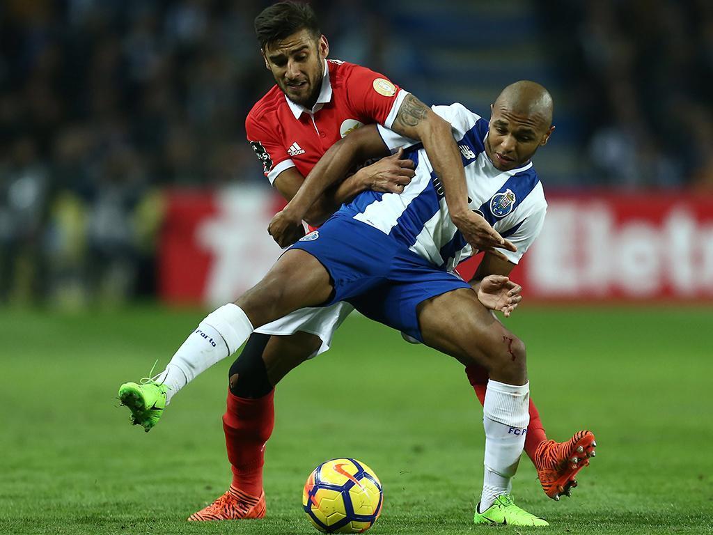 FC Porto-Benfica, 0-0 (destaques dos dragões)