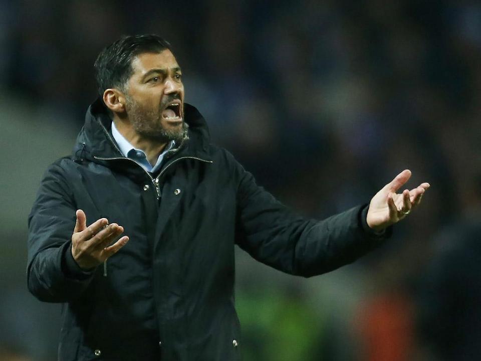 FC Porto continua a preparar Mónaco na máxima força