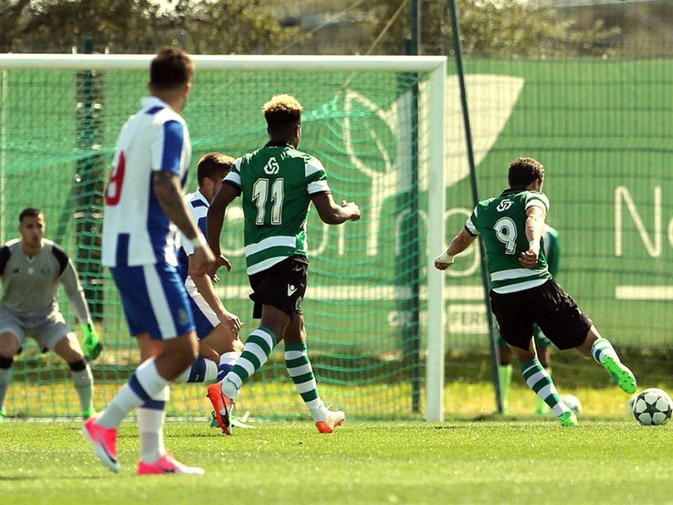 Sporting B soma oitavo jogo sem vencer, com empate em Matosinhos