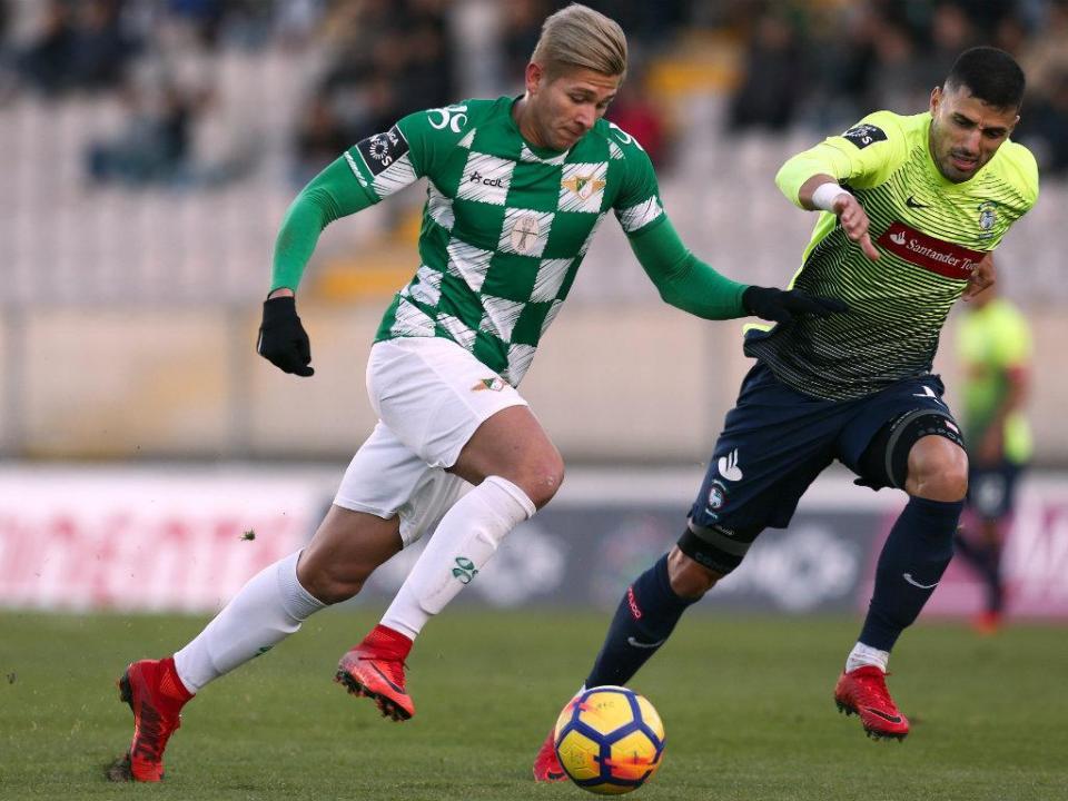 Moreirense-Marítimo, 1-1 (crónica)