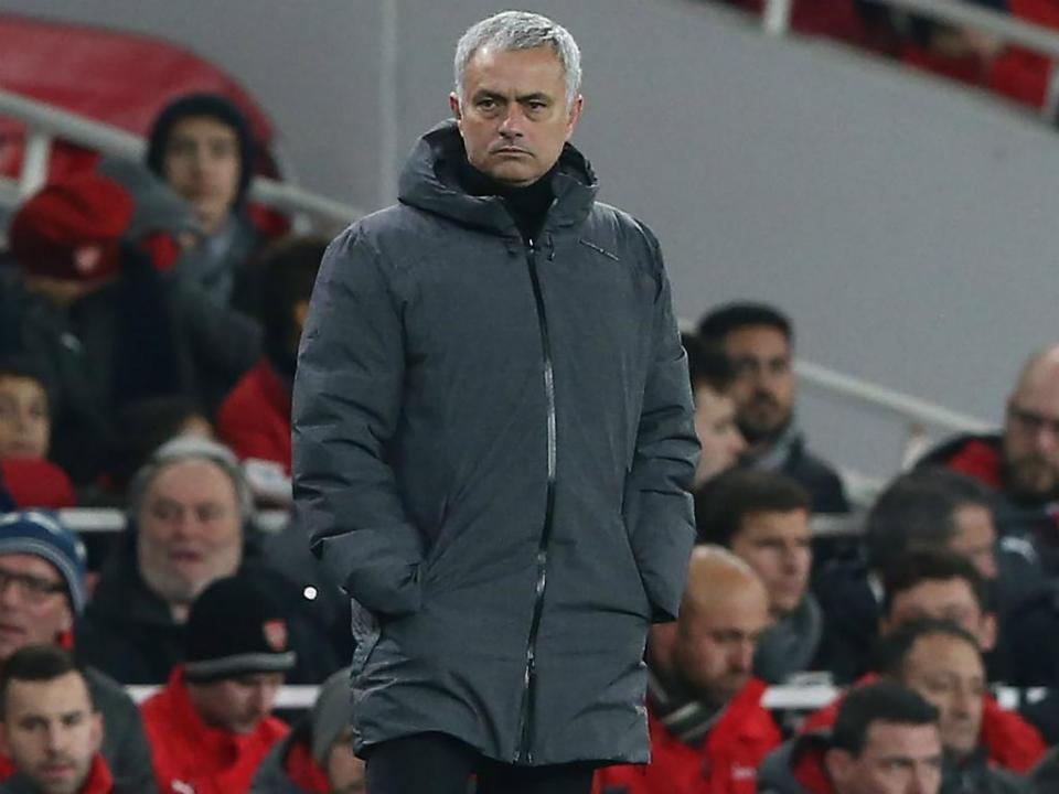 Mourinho: «O que vi do De Gea foi isto: o melhor do mundo na baliza»