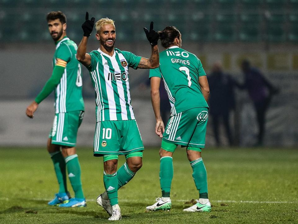 Rúben Ribeiro tem propostas de FC Porto e Sporting