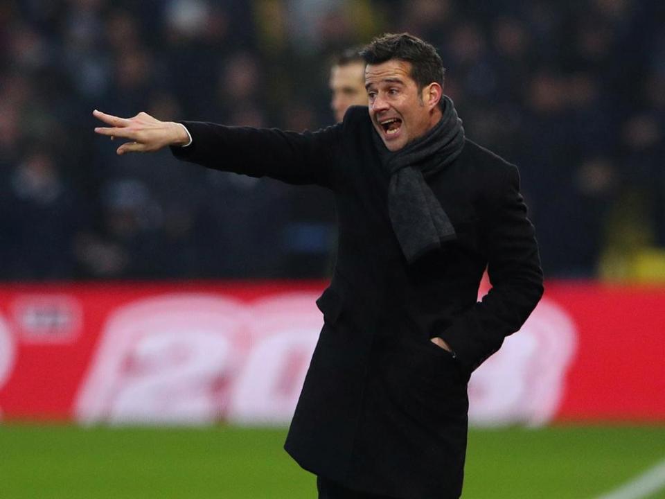 Marco Silva perto de acordo com Everton