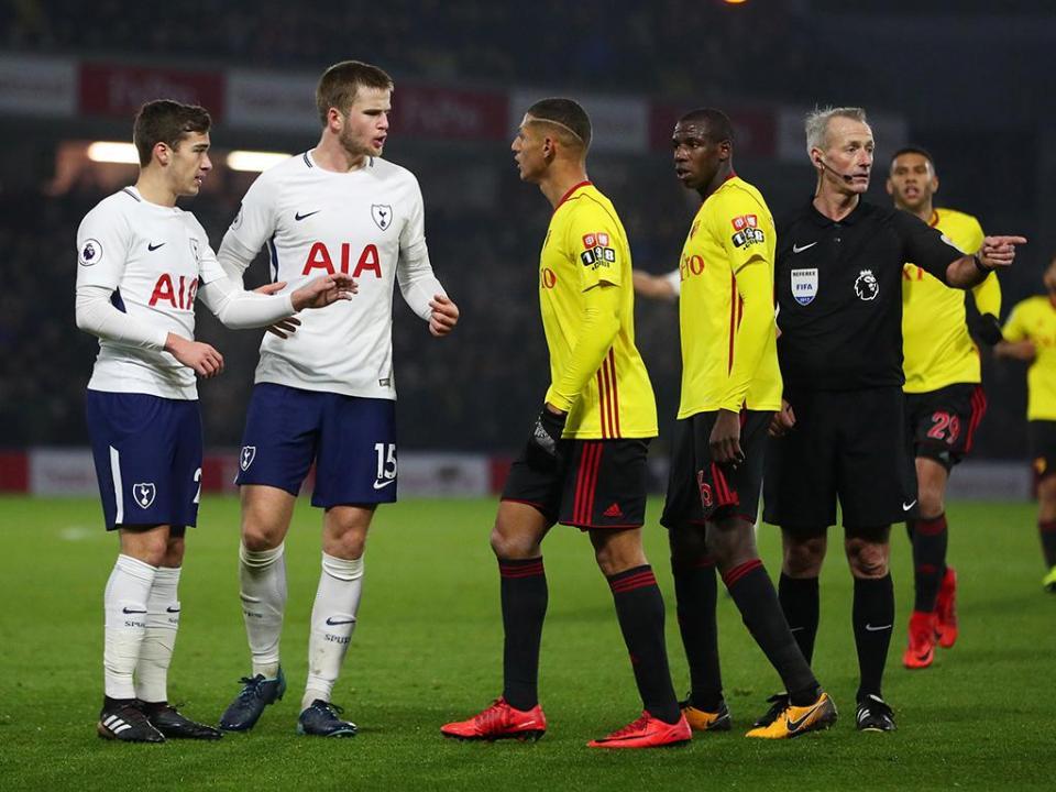 «Tottenham? Ainda têm mentalidade de clube pequeno»