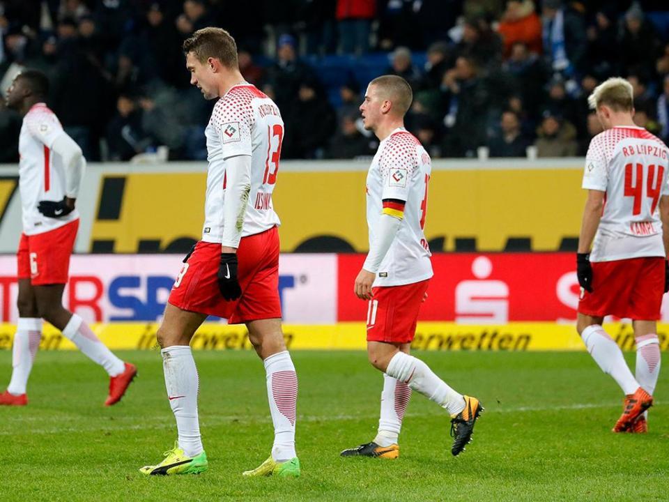 Bruma marca, RB Leipzig recupera segundo lugar da Bundesliga