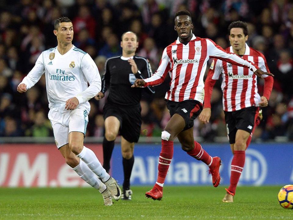 Real Madrid não passa em San Mamés e já é quarto