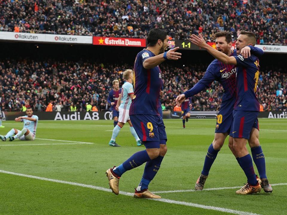 Barcelona: tirando lesionados, Valverde não poupa ninguém