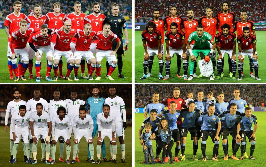 Mundial 2018: o que esperar no Grupo A