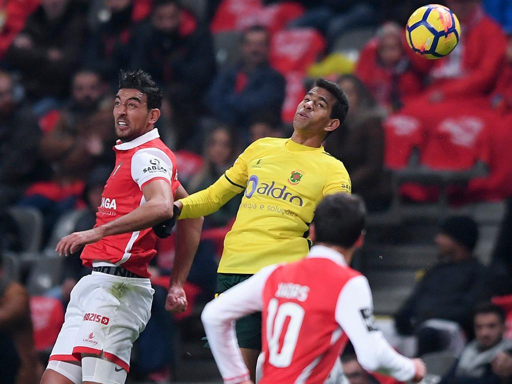 Sp. Braga-P. Ferreira, 3-0 (destaques)