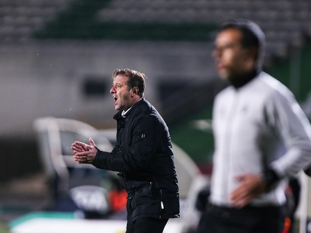 Vitória de Setúbal-Vitória de Guimarães, 1-2 — Resultado final