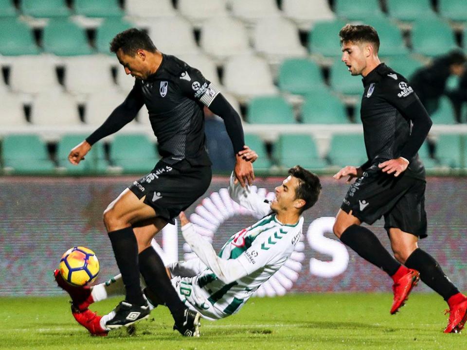 V. Setúbal-V. Guimarães, 1-2 (resultado final)