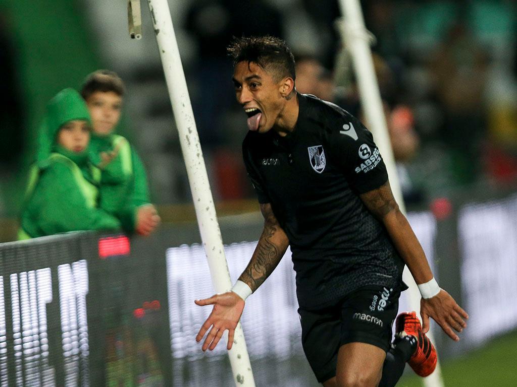 V. Setúbal-V. Guimarães, 1-2 (destaques)