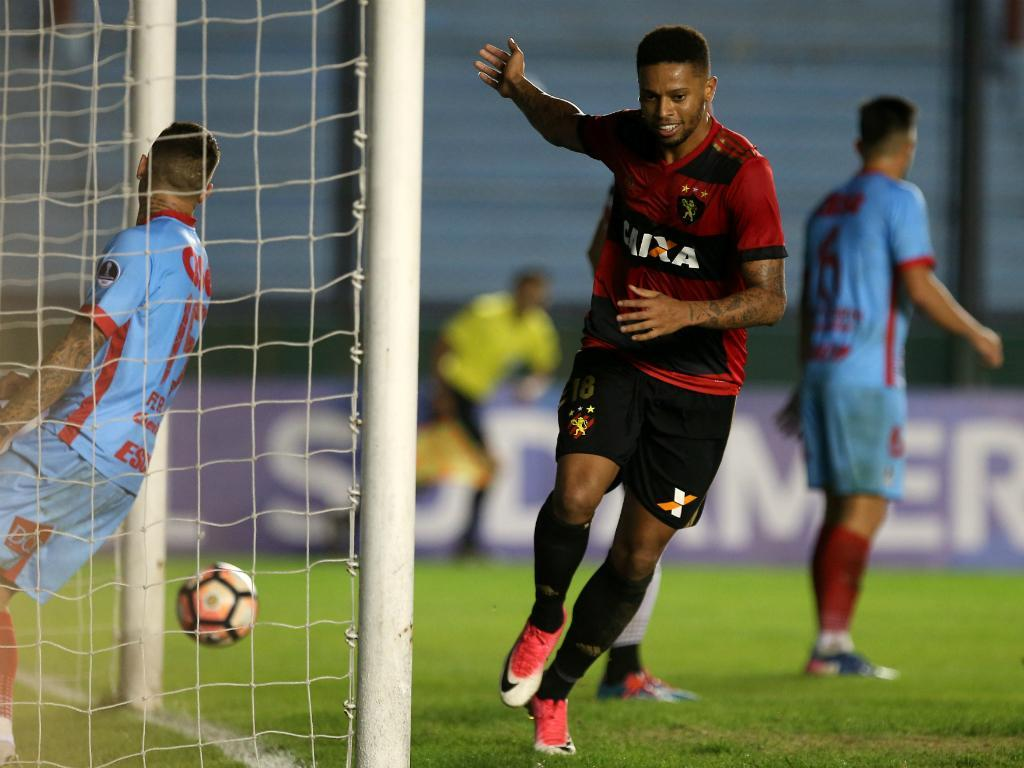 Brasil: golo de ex-Sporting salva Sport Recife da descida (Vídeo)