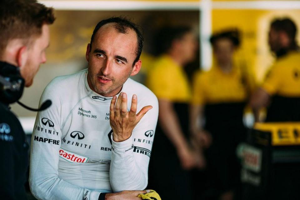 F1: Robert Kubica regressa em Barcelona