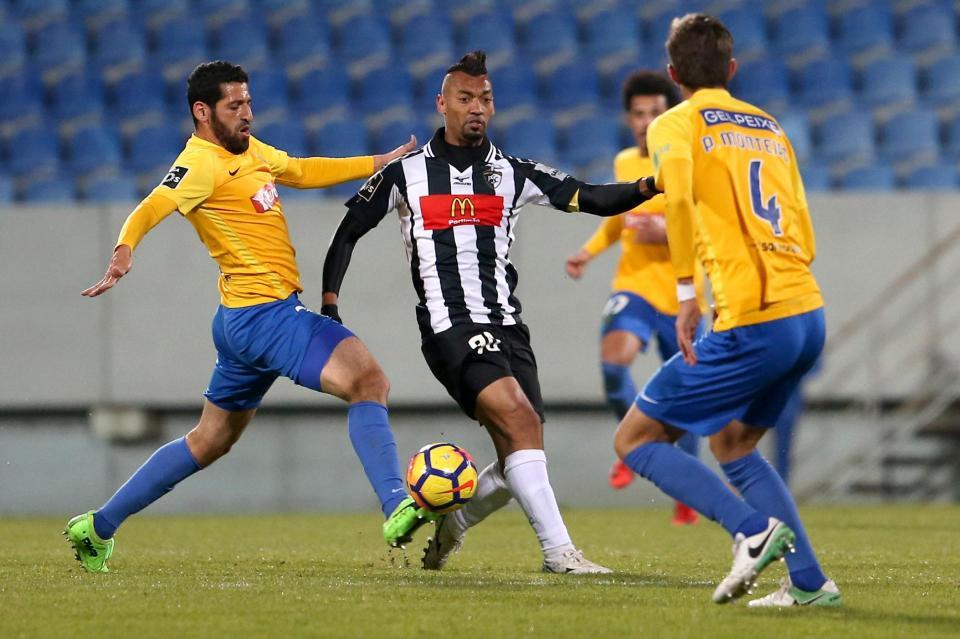 Estoril-Portimonense, 0-0 (crónica)
