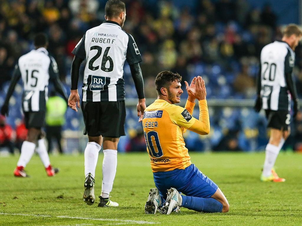 VÍDEO: o resumo do empate entre Estoril e Portimonense