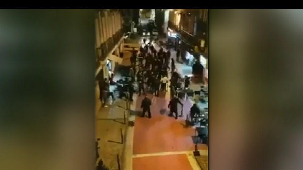 Dois detidos após agressões com adeptos do Basileia em Lisboa