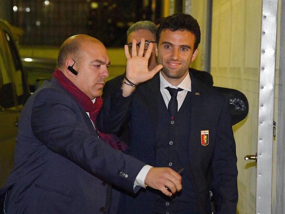 Itália: Rossi acusou substância proibida em teste de doping