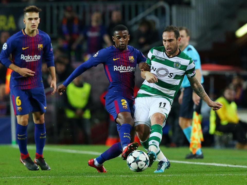 «Fui muito bem recebido no balneário do Barça, somos todos normais»