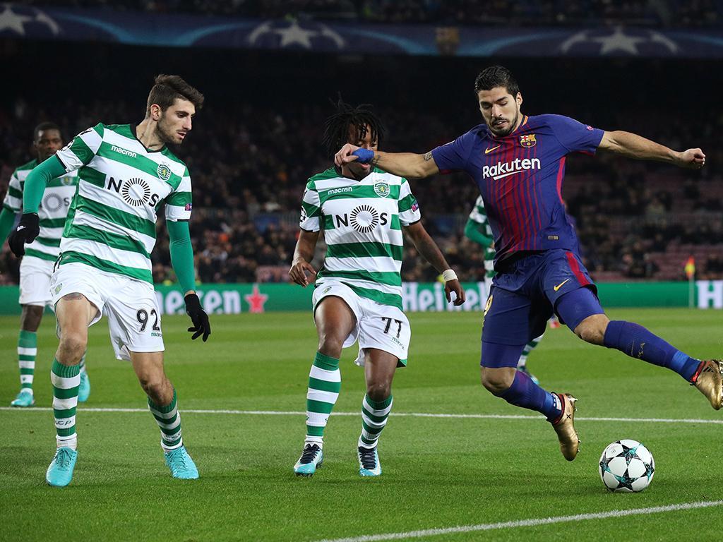 LC: Barcelona-Sporting, 2-0 (crónica)