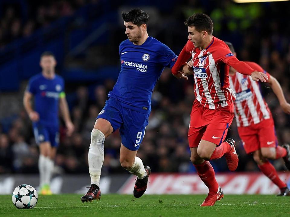 Chelsea: Morata falha Everton por simular gravidez nos festejos