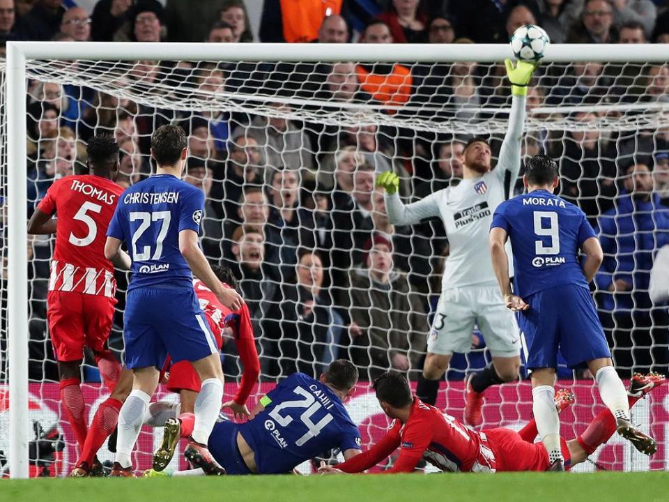 LC: Atlético de Madrid eliminado, Roma garante primeiro lugar