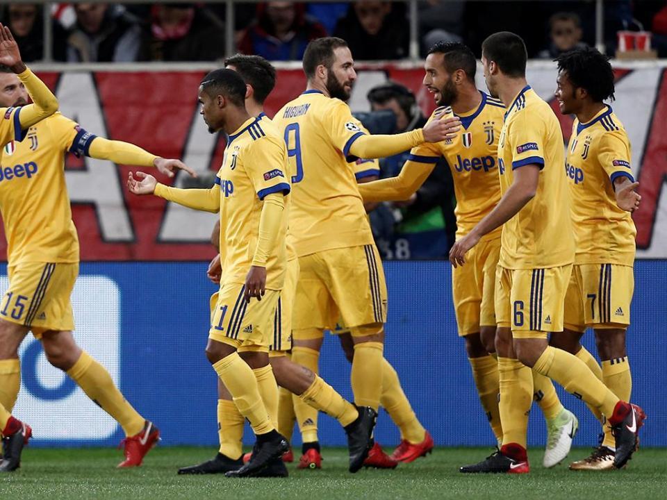 LC: afinal a Juventus venceu mesmo em Atenas