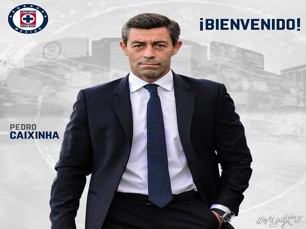OFICIAL: Pedro Caixinha é o novo treinador do Cruz Azul