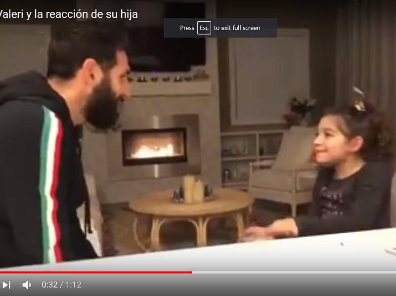 Se tem a felicidade de ser pai, é provável que este vídeo o emocione