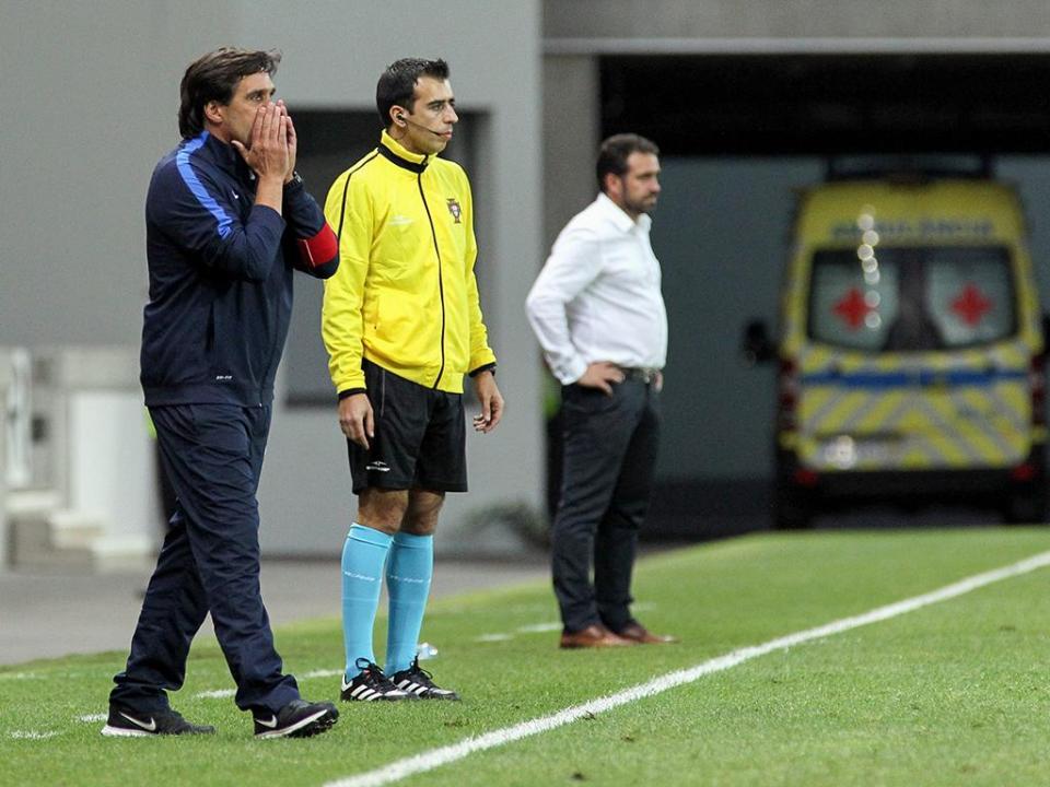 Daniel Ramos: «Bastava um golo»
