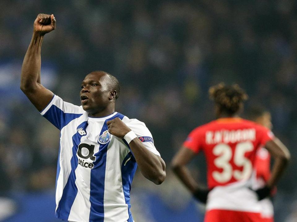 FC Porto: Aboubakar convocado para os Camarões