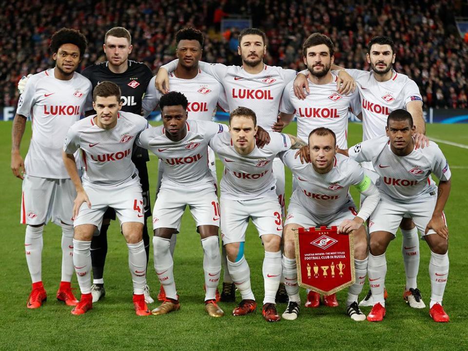 Insultos racistas a cabo-verdiano valem jogo à porta fechada ao Spartak