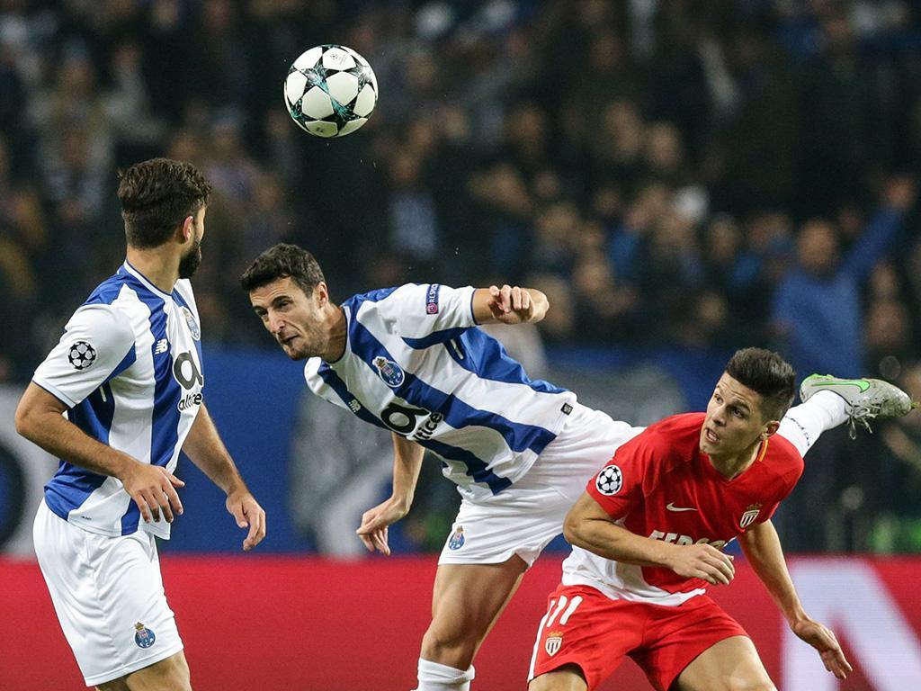 Marcano e a renovação: «Para já é um tema que fica entre mim e o FC Porto»