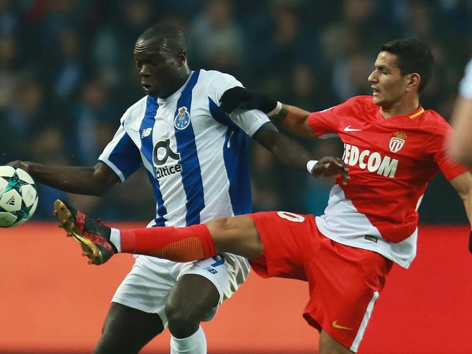 LC: FC Porto-Mónaco,5-2 (destaques)