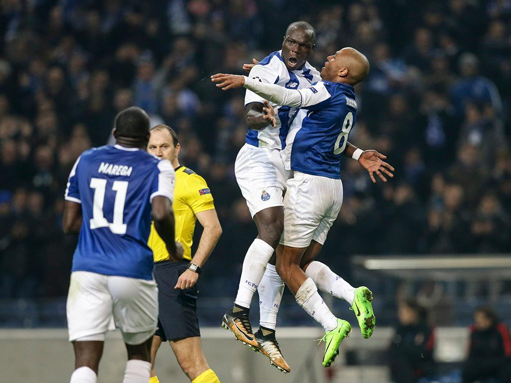 LC: FC Porto-Monaco, 5-2 (resultado final)