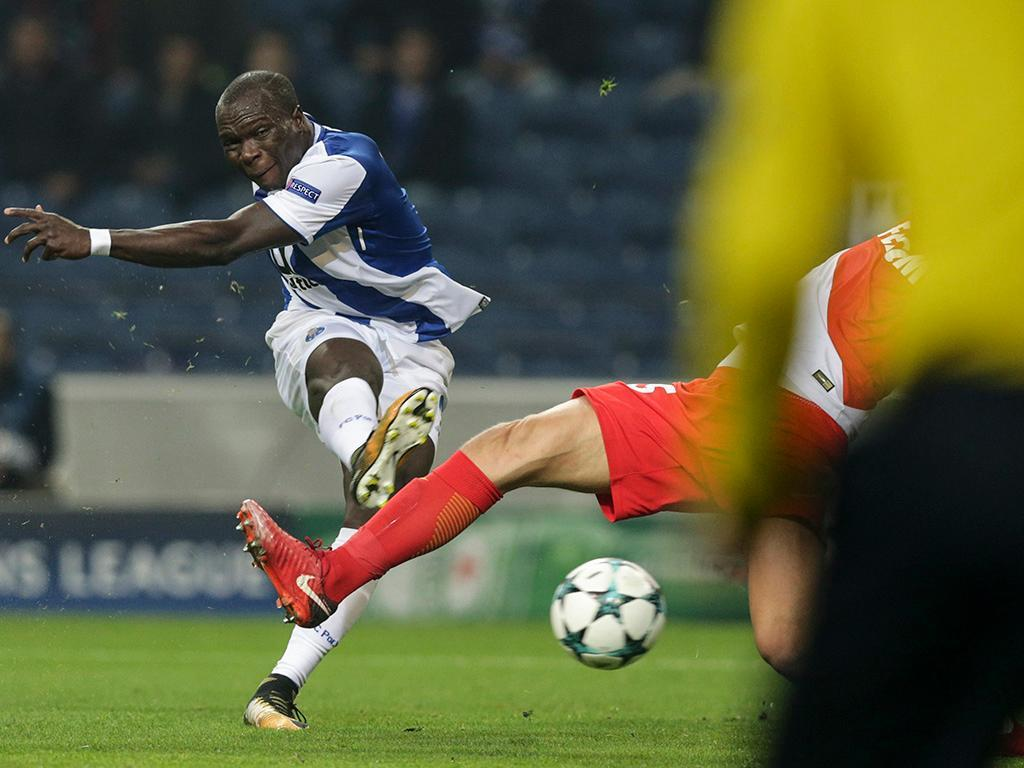 FC Porto: Danilo, Aboubakar e Ricardo fora do último treino