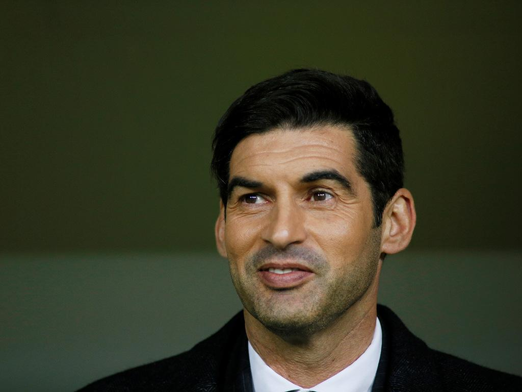 Paulo Fonseca eleito treinador do ano na Ucrânia