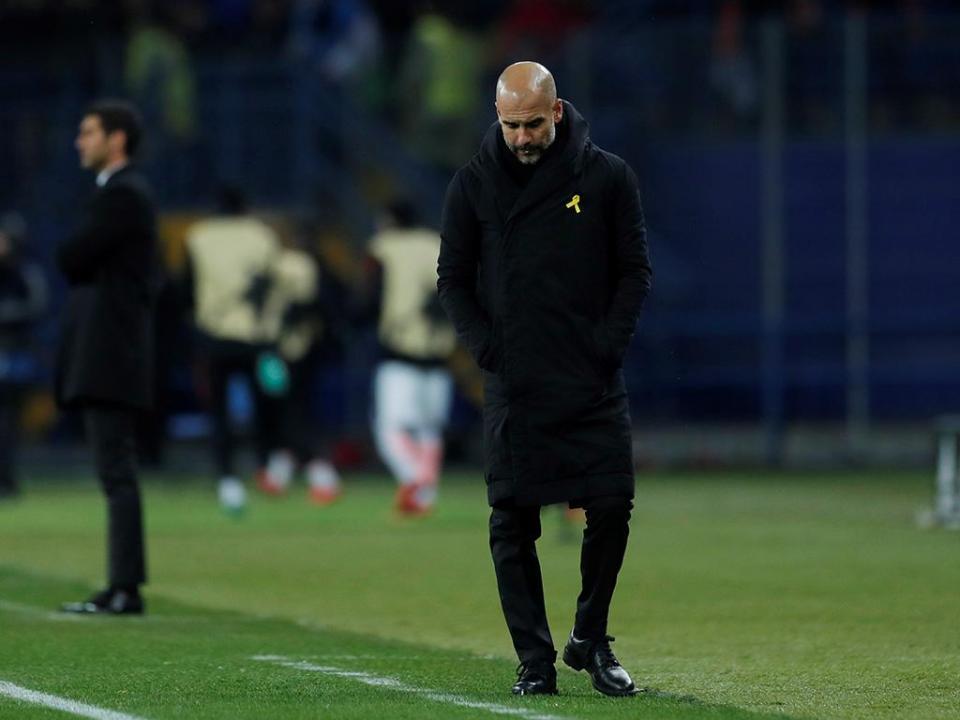 Guardiola: «Não sei se estamos prontos para ganhar a Champions»