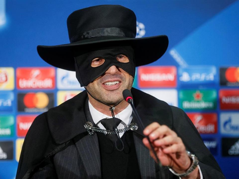 A marca de um Zorro português, e de um FC Porto à-Porto