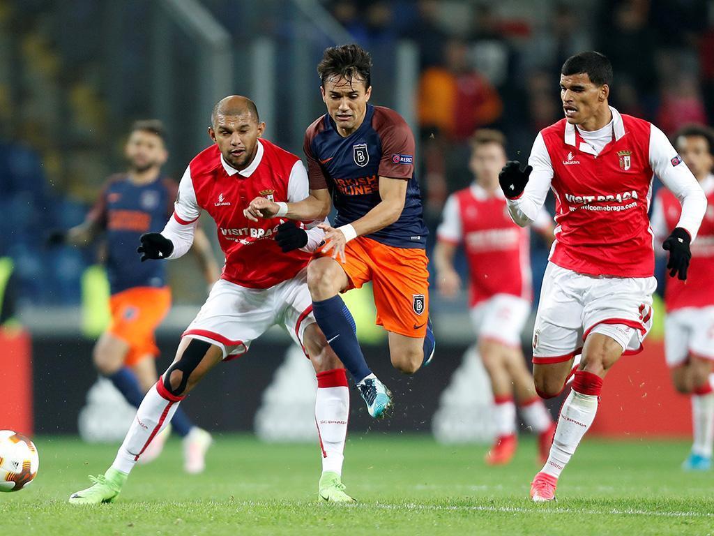 Crónica: Derrota com Basaksehir em Istambul não tirou sorriso ao Sp. Braga