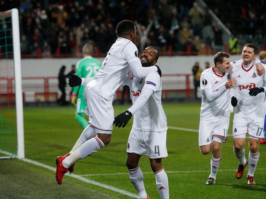 Liga Europa: frio intenso pode obrigar Lokomotiv a jogar em Sochi