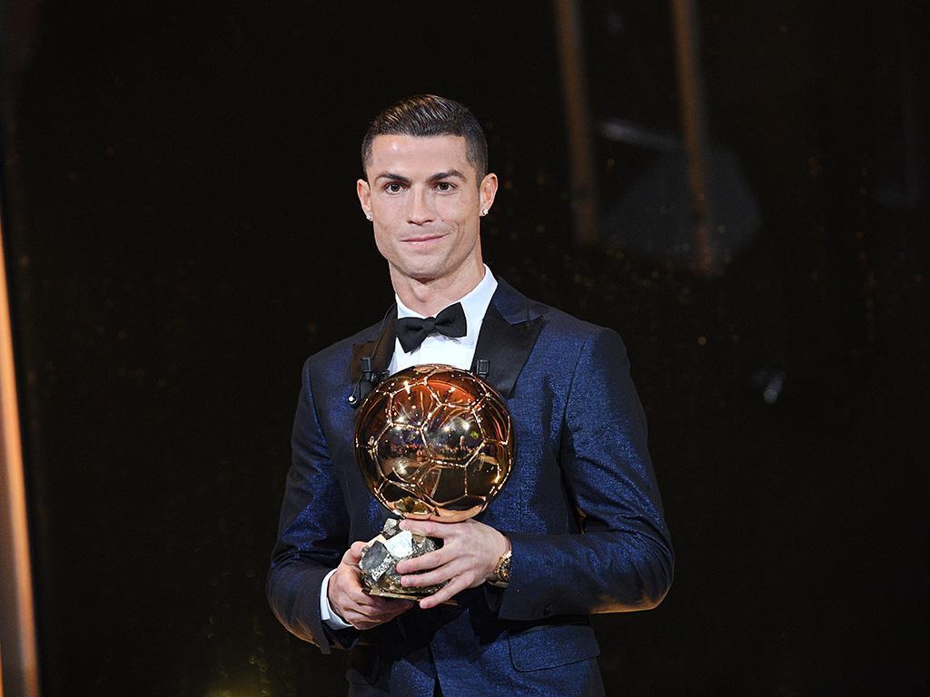 Bola de Ouro: Ronaldo somou mais 276 pontos do que Messi