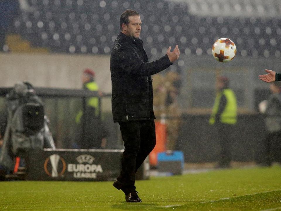 Pedro Martins: «Mostrámos que podemos lutar com qualquer equipa»