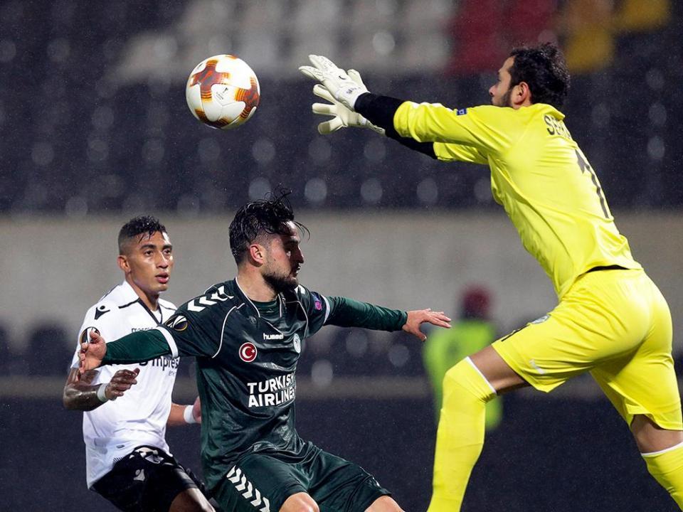 LE: V. Guimarães-Konyaspor, 1-1 (crónica)