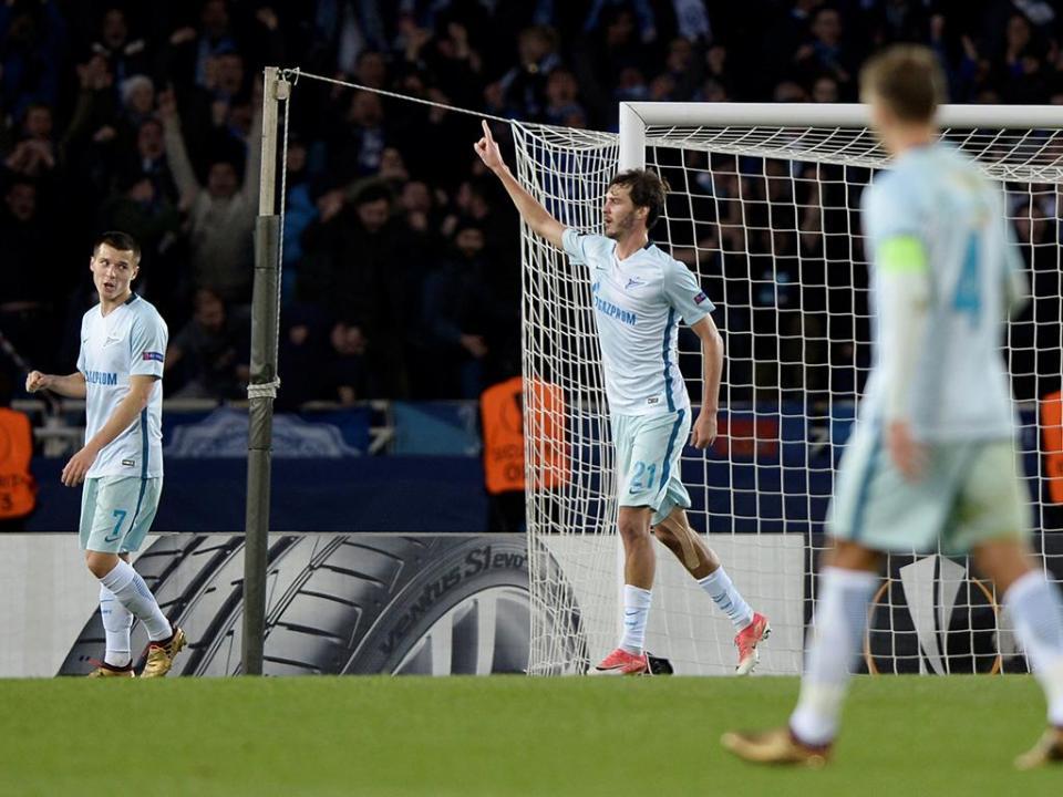 LE: Zenit vence e confirma primeiro lugar