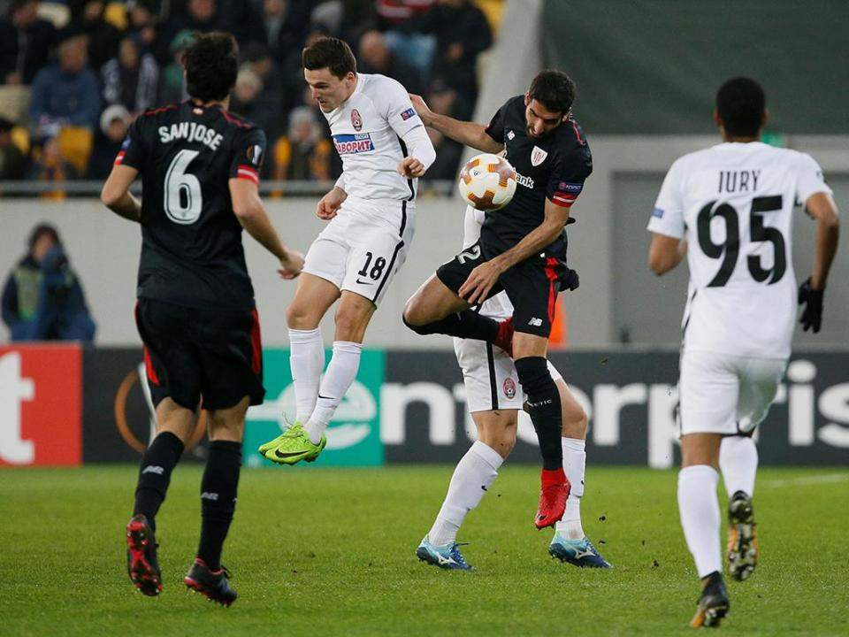 Zorya: saiu o goleador e entrou um Ratão