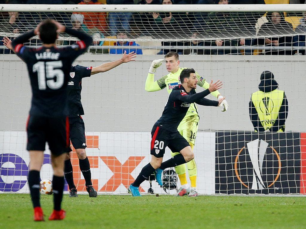 LE: Athletic Bilbao e o surpreendente Ostersunds em frente