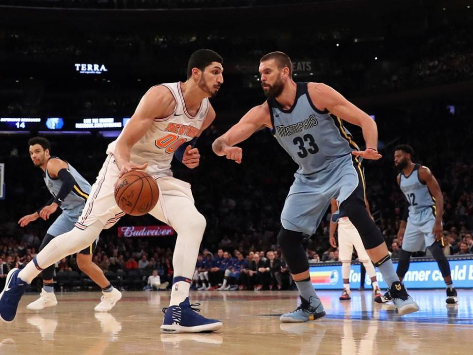 Turquia pede um a quatro anos de prisão para jogador dos Knicks