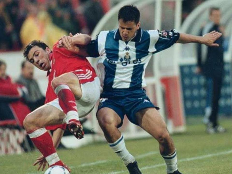 Alessandro Cambalhota: «Para Fernando Santos eu não levava nada a sério»