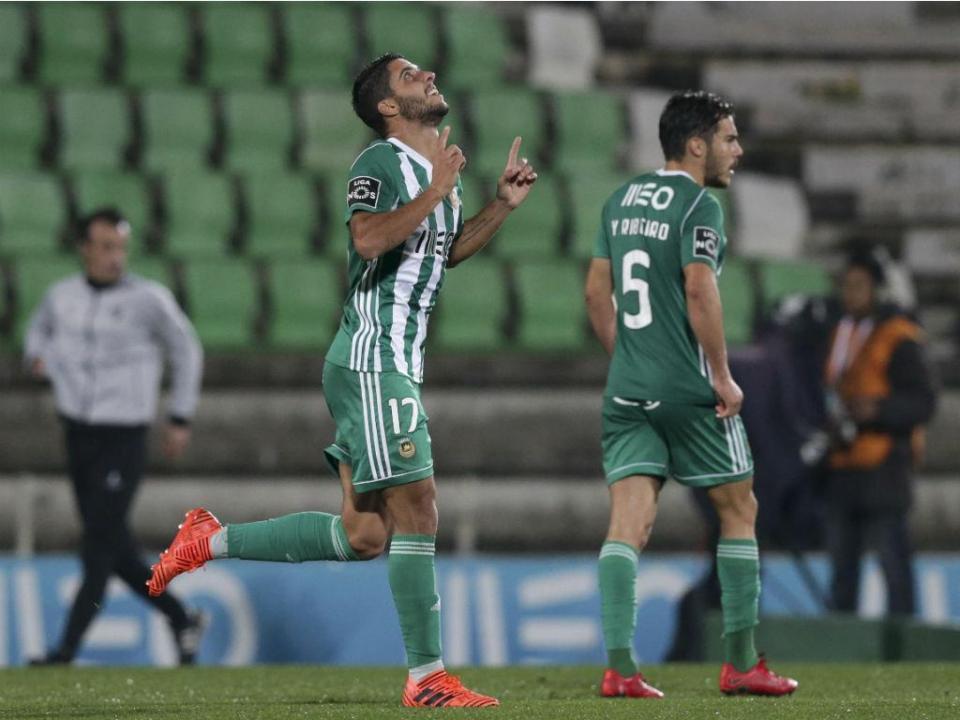 Rio Ave-Moreirense,2-1 (destaques)